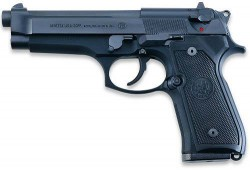 Пистолет Beretta 92 SB-F