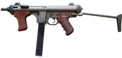 Пистолет-пулемёт Beretta M12