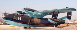 Самолёт-амфибия Бе-6