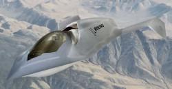 Экспериментальный самолёт Boeing Bird of Prey