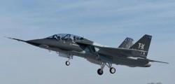 Опытный учебно-боевой самолёт Boeing T-X