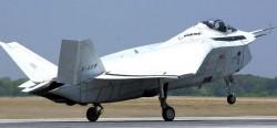 Опытный истребитель Boeing X-32 JSF