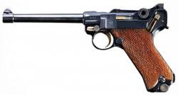 Пистолет Borchardt-Luger model 1904