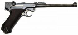 Пистолет Borchardt-Luger model 1913