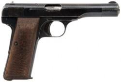 Пистолет Browning M1922