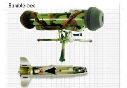 Противотанковый ракетный комплекс Bumbar