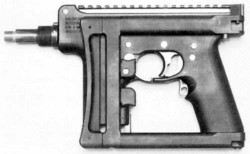 Пистолет-пулемёт Bushman IDW