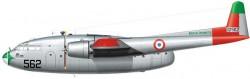 Военно-транспортный самолёт C-119 Flying Boxcar