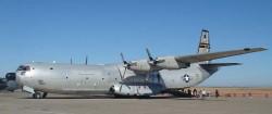 Военно-транспортный самолёт Douglas C-133 Cargomaster