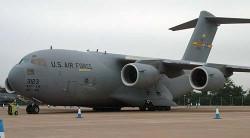 Военно-транспортный самолет C-17A «Globemaster III»
