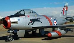 Истребитель CA-27 Sabre