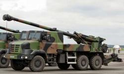 155-мм самоходная гаубица CAESAR