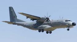 Лёгкий транспортный самолёт CASA C-295