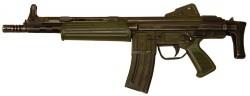 Штурмовая винтовка CETME mod.L / LC