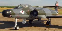 Многоцелевой истребитель CF-100 «Canuck»