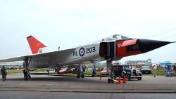 Опытный истребитель CF-105 Arrow
