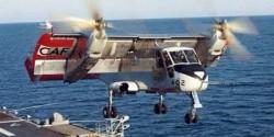 Опытный самолёт Canadair CL-84 Dynavert