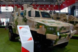 Легкий бронеавтомобиль CS/VN3 Dajiang