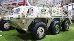 120-мм самоходный миномет Dajiang 6x6 CS/VN9