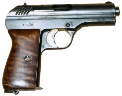 Пистолет CZ-24 / Vz.24