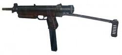 Пистолет-пулемёт CZ-25