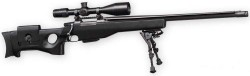 Снайперская винтовка CZ 750