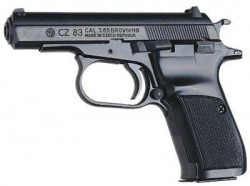 Пистолет CZ-83