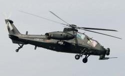 Боевой вертолёт Changhe Z-10