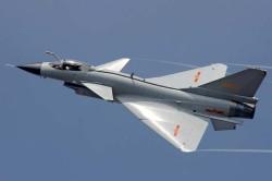 Многоцелевой истребитель Chengdu J-10