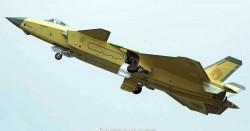 Истребитель Chengdu J-20