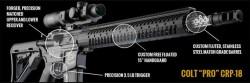 Автоматическая винтовка Colt Competition PRO CRP-18