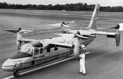 Экспериментальный самолёт Curtiss-Wright X-19