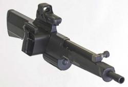 Самозарядный ручной гранатомет DENEL PAW-20 «Neopup»