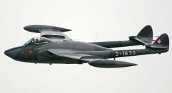 Истребитель DH.112 Venom / Sea Venom