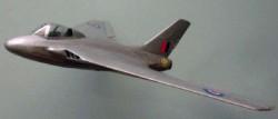 Опытный истребитель DH.108 Swallow