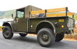 Армейский автомобиль Dodge M37