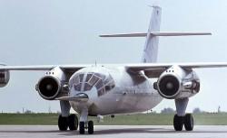 Экспериментальный самолёт Dornier Do.31