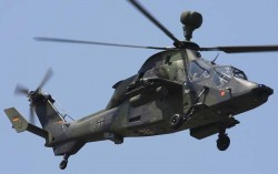 Ударный вертолёт EC665 Eurocopter Tiger