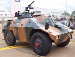 Боевая разведывательная машина Engesa EE-3 Jararaca