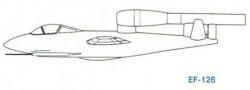 Опытный штурмовик EF-126