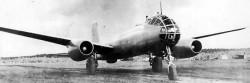 Опытный бомбардировщик EF-140
