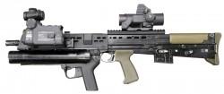 Штурмовая винтовка Enfield SA80