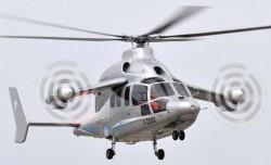 Опытный вертолёт Eurocopter X3