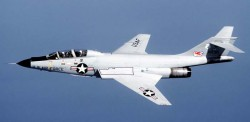 Истребитель-бомбардировщик F-101 Voodoo