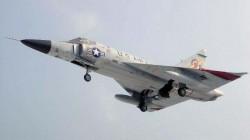 Истребитель-перехватчик F-102 Delta Dagger