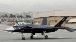 Опытный истребитель F-313 Qaher