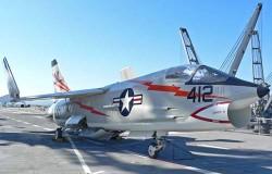 Палубный истребитель F-8 Crusader