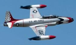 Истребитель F-80 Shooting Star