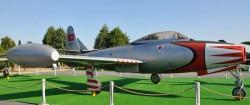 Истребитель F-84 Thunderjet