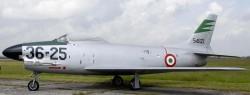 Истребитель-перехватчик F-86K Sabre
